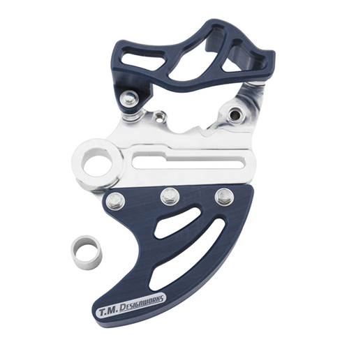 TM Designworks Dirt Bike Rear Disc Guard and Caliper Kit
