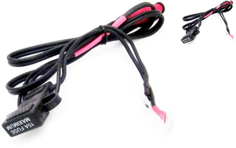 74655 MOBILE WARMING 12 VOLT POWER LEAD WIRING MOTORCYCLE HARNESS mobile warming 12 volt power lead wiring harness blockers